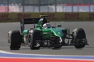 Formula 1 Breaking news Ericsson 'terminates' Caterham contract
