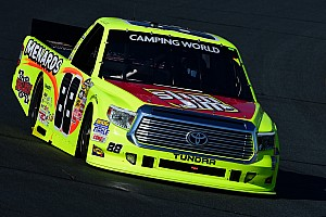 NASCAR Truck Commentary With Truck title in sight, Crafton approaching final race with singular focus