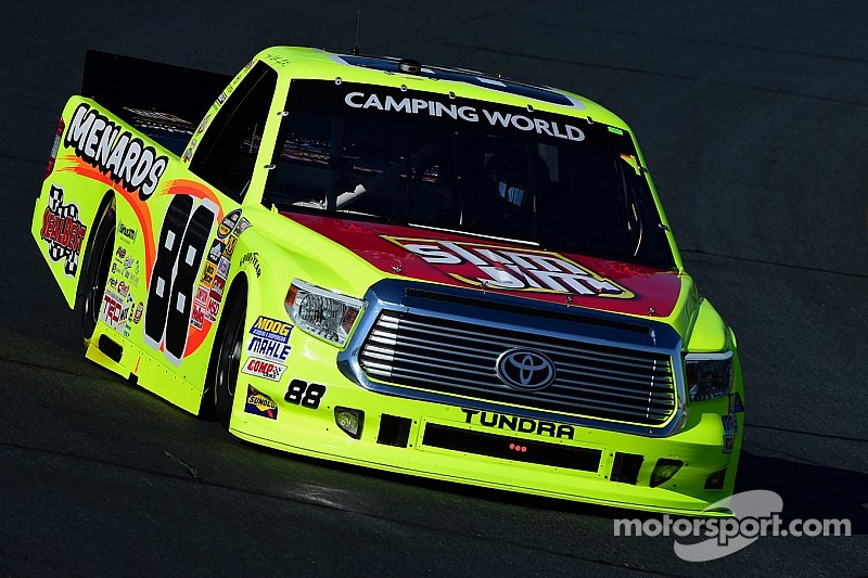 With Truck title in sight, Crafton approaching final race with singular focus