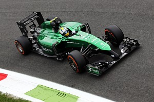 Formula 1 Breaking news Caterham could overcome missed crowdfunding target