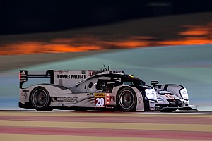 WEC Qualifying report Porsche secures its third pole position with the 919 Hybrid in Bahrain