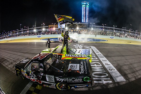 Wallace wins the finale as Crafton is crowned champion
