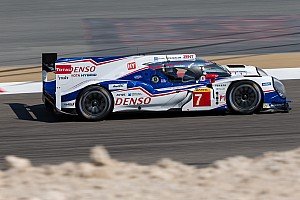WEC Race report FIA WEC: Three hours in, Conway and Toyota in control