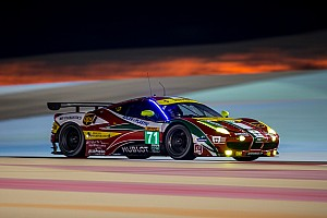 WEC Race report Another podium for Davide Rigon at the 6 Hours of Bahrain