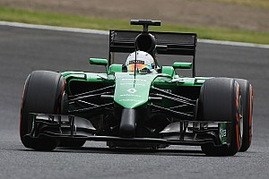Formula 1 Breaking news Doubts over Caterham's ability to ready car for 2015