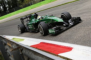 Formula 1 Breaking news Caterham still deciding on second driver for Abu Dhabi