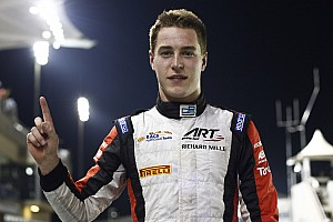 FIA F2 Qualifying report Vandoorne flies to fourth consecutive pole