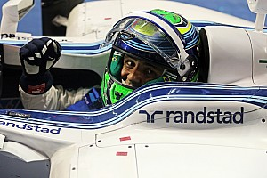 Formula 1 Interview Massa keeps Hamilton on his toes with superb second