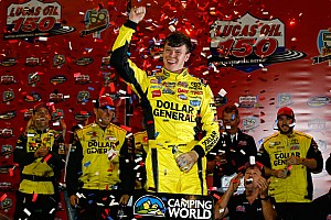 Stock car Preview Erik Jones hopes to make history at Snowball Derby