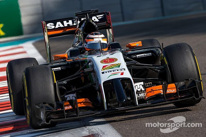 Hulkenberg frustrated by Abu Dhabi penalty
