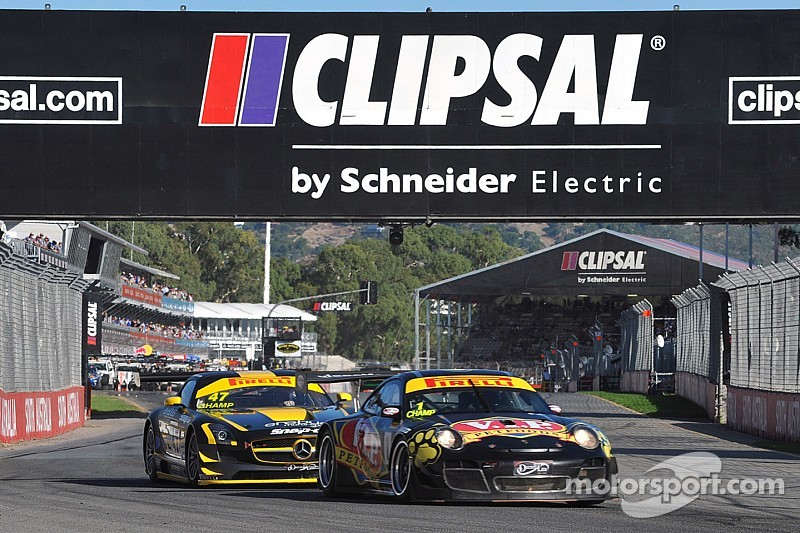 Australian GT defies national trend and heads for another record season in 2015