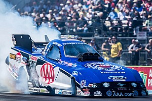 NHRA Interview Six questions for NHRA racer Robert Hight