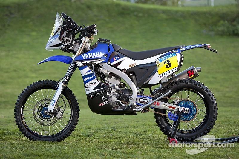 Yamaha Race Preparation & Tuning Manual