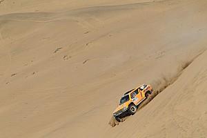 Dakar Race report The momentum returns for Robby Gordon in Dakar Rally