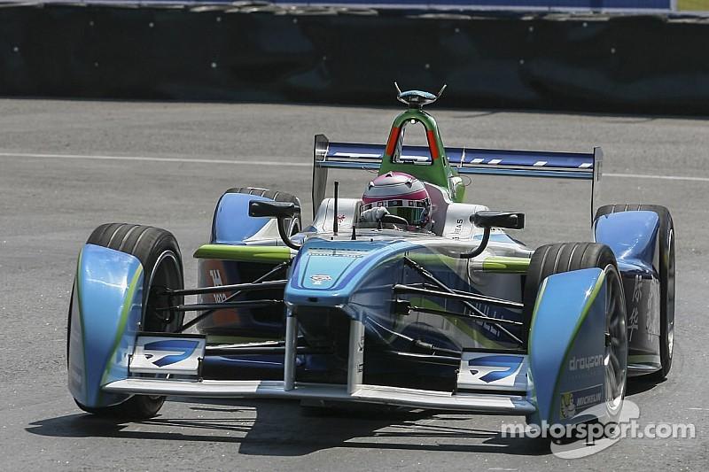 Michela Cerruti faces tough luck in Buenos Aires Formula E race