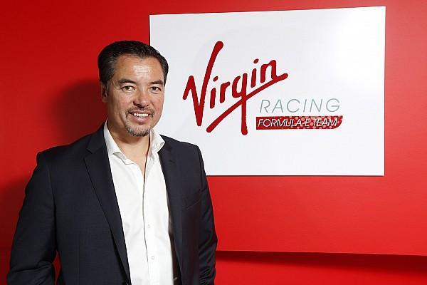 "Virgin's Alex Tai: ""Formula E is a very beautiful beginning"""