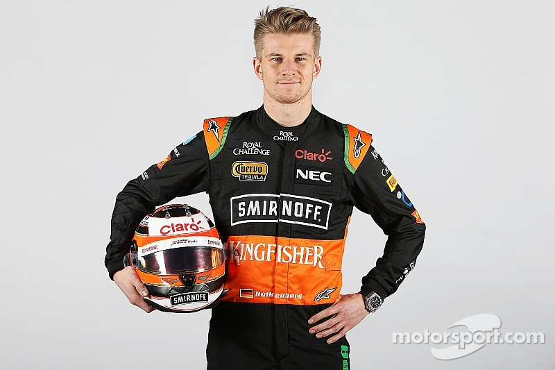 "Nico Hulkenberg Q&A: ""You can't wait to get your hands on a new toy!"""