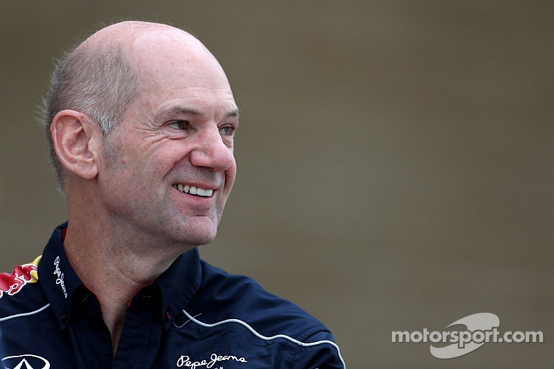 Newey was still 'designer' of 2015 Red Bull - Horner