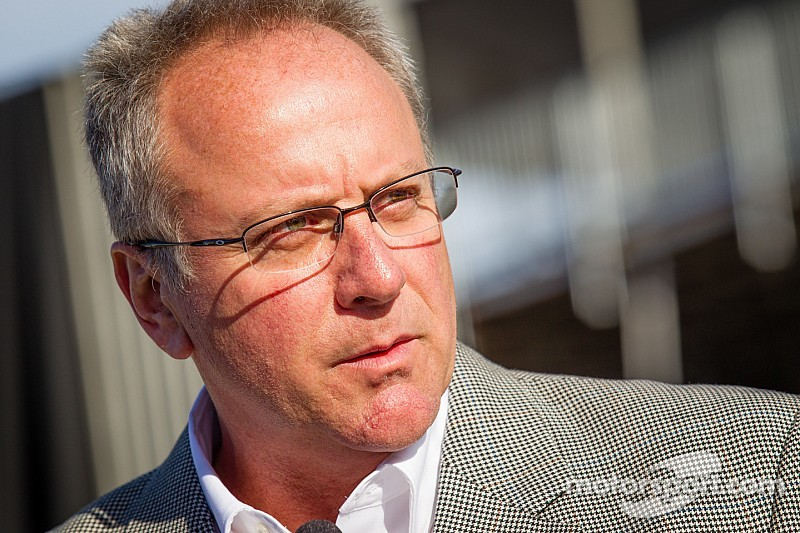 Barnhart back to Race Director role
