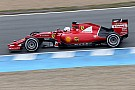Jerez Day 2 testing results: Vettel and Ferrari fastest once more
