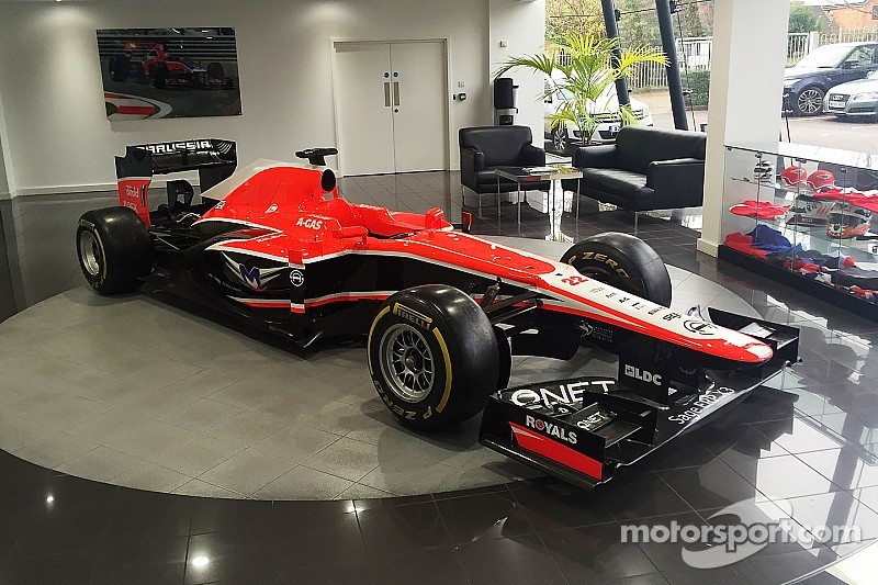 UK businessman King key to Marussia survival bid