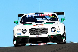 Endurance Race report Bentley at Bathurst - three hours in