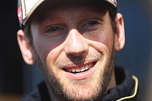 Formula 1 Grosjean says new Lotus a huge step forward