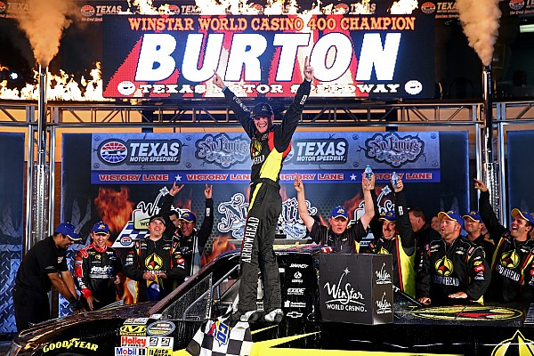 Burtons welcome Sprint Cup opportunity with BKR
