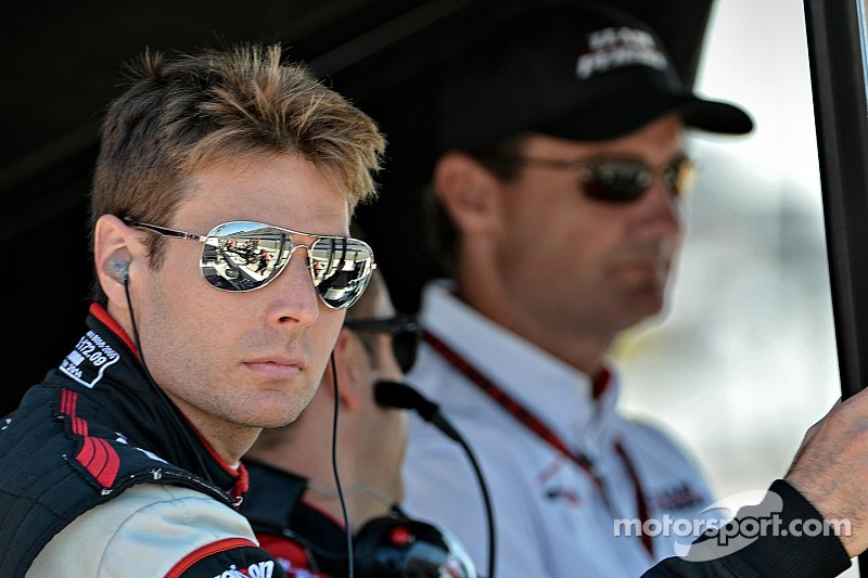 Penske has an advantage with fourth team, says Power