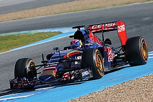 Formula 1 Breaking news Toro Rosso is not sharing designs with RBR, says Key