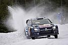 Sebastien Ogier moves into clear Rally Sweden lead