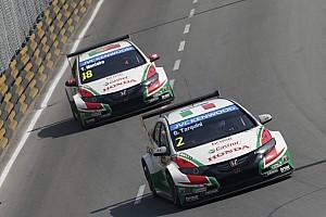 WTCC Breaking news Honda World Touring Car Team kick-off 2015 season