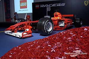Formula 1 Breaking news Lego overtakes Ferrari as most powerful brand