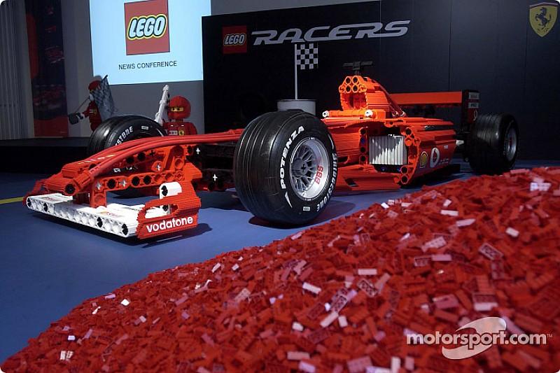 Lego overtakes Ferrari as most powerful brand