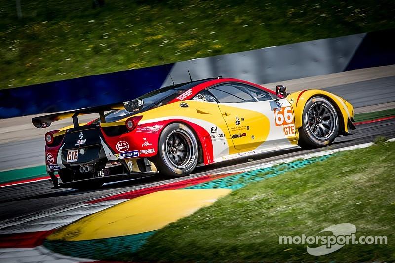 JMW Motorsport anuncia su línea ELMS 2015