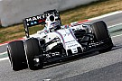 Bottas has the second best time on day 2 at Barcelona