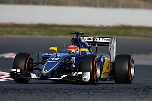 Formula 1 Breaking news Felipe Nasr aims to score points on Formula One debut