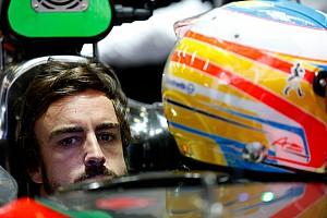 F1 Conferencia de prensa Será duro no estar en Australia: Alonso