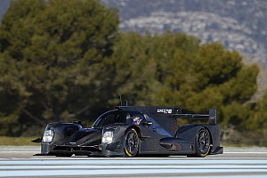 WEC Testing report KCMG completes successful shakedown of ORECA 05 at Paul Ricard