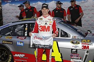 NASCAR Cup Qualifying report Gordon takes Vegas pole, Logano to start alongside