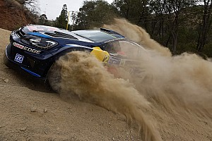 WRC Breaking news Latvala crash gifts Ogier huge lead on Rally Mexico