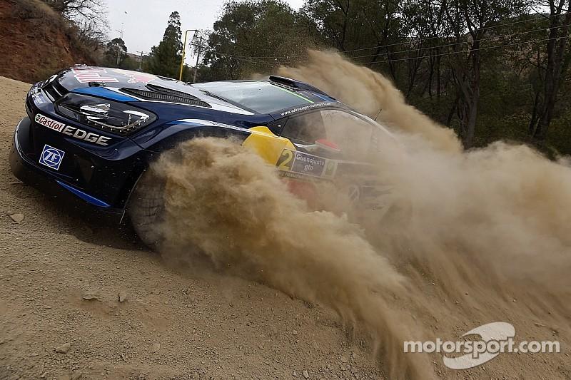 Latvala crash gifts Ogier huge lead on Rally Mexico