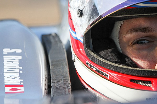 Canadian driver ready to Race to 24