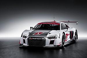 GT Noticias El nuevo Audi R8 LMS debutará esta semana