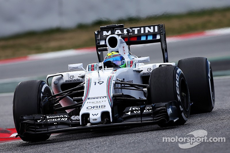 Williams is heading to Melbourne in a positive frame of mind