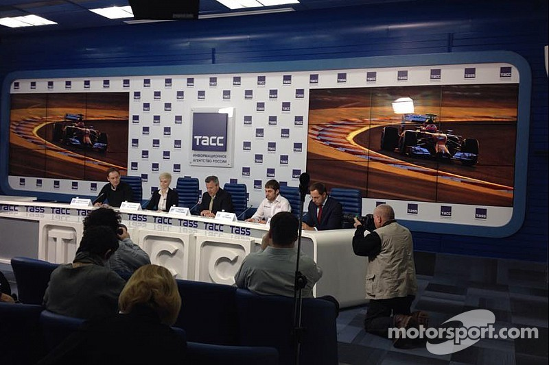Motorsport.com announces management team to lead strategic operations in Russia