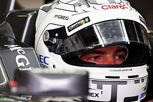 Formula 1 Breaking news I knew we had a strong case, says van der Garde