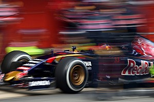 Формула 1 Избранное Перед стартом: Scuderia Toro Rosso