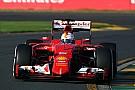 Vettel admits gap to Mercedes is