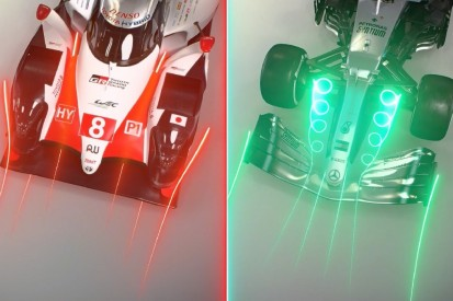 Video: LMP1 und Formel 1 im Technikvergleich